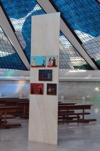 4 - Coluna das Iconografias