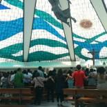 Brasília se despede dos símbolos da JMJ com missa na Catedral