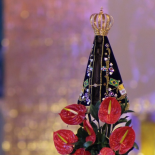 Cerca de 80 mil fiéis participarão da Festa de Nossa Senhora Aparecida