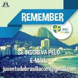 Setor de Juventude comemora um ano de JMJ 2013 com Gincana Online