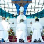 Brasília ganha 9 novos sacerdotes