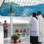 Catedral inicia atividades para a padroeira Nossa Senhora Aparecida