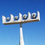 Sinos da Catedral Metropolitana de Brasília voltam a tocar