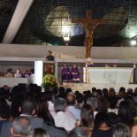 Dom Sergio preside Eucaristia em sufrágio da alma da coiniciadora do Caminho Neocatecumenal