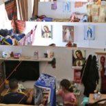 Cardeal Sandri leva encorajamento do Papa a refugiados sírios e iraquianos