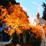 Francisco: em 2017, comprometer-se com a não violência