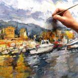 Que os artistas façam brilhar a beleza ante a indiferença e a feiura