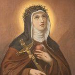 Santa Ângela de Foligno