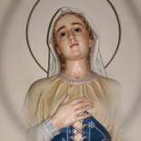 Santa Zita, Virgem