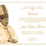 Missa em ação de graças celebra os 50 anos de episcopado de dom Falcão