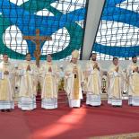 """""""Sejam sacerdotes santos, segundo o coração de Deus"""""""