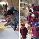 """Igreja ajuda crianças a """"reparar almas danificadas"""" pela guerra no Oriente Médio"""