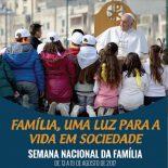 Momento de testemunho, reflexão e serviço dos cristãos para a humanidade