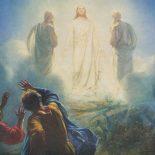 Transfiguração do Senhor (A). Festa
