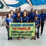 Arquidiocese de Brasília inicia comemorações pela Semana Nacional das Famílias