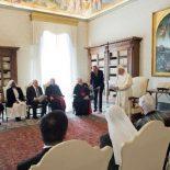 Comissão para Proteção dos Menores renova compromisso e agradece ao Papa