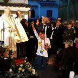 Papa a jovens: Não deixem que lhes roubem a alegria e a esperança