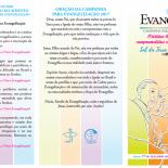 Lançamento Campanha EVANGELI.JA