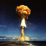 Papa: trabalhar para construir um mundo sem armas nucleares