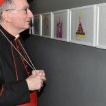 Desenhos doados ao Papa se tornam um presente para várias crianças