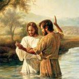 Batismo do Senhor - Segunda-feira