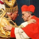 Há 17 anos, São João Paulo II criou Cardeal o agora Papa Francisco