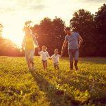 O desafio de se viver em família