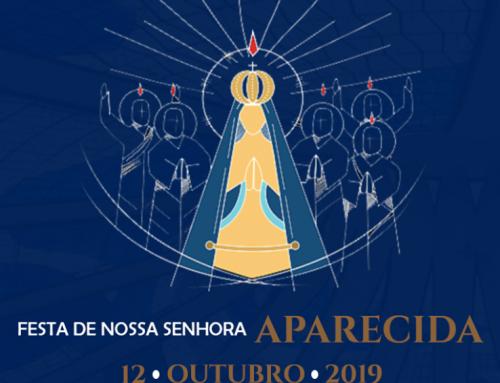 Confira a programação da Festa de Nossa Senhora Aparecida