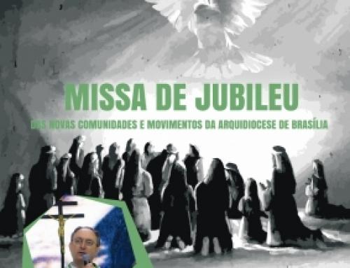 Jubileu das Novas Comunidades e Movimentos será domingo (24)