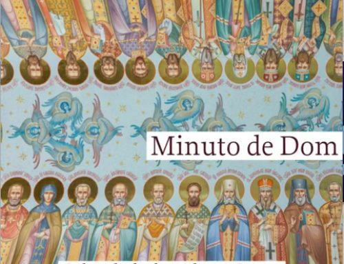 "Ouça o ""Minuto do Dom"" – 03.11.2019"