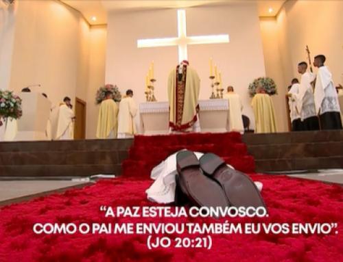 Ordenação Episcopal do Monsenhor Dilmo Franco