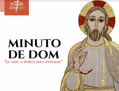 Minuto de Reflexão – 03.05.2020 – Dia do Bom Pastor e das Vocações