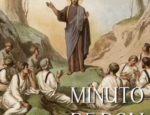 Minuto de Reflexão – 14.06.2020