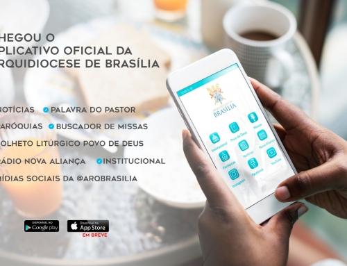 Arquidiocese de Brasília lança App