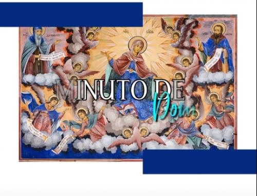 Minuto de reflexão – 16.08.2020 – Assunção de Nossa Senhora