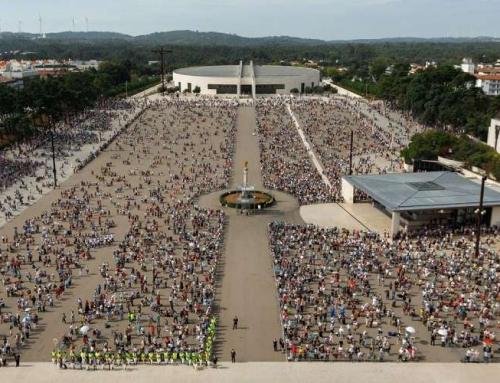 Santuário de Fátima atinge lotação máxima em Peregrinação Aniversária de setembro
