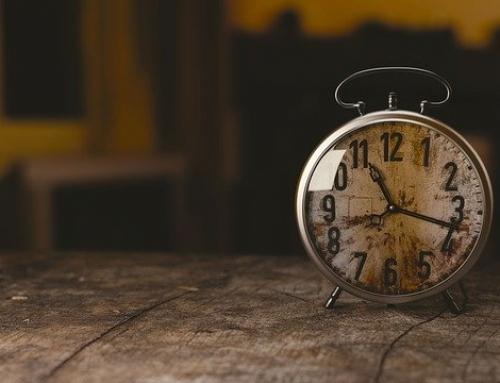 Como tenho usado o tempo que Deus me concede?