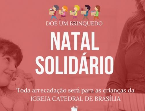 Doe um Brinquedo – Natal Solidário – Wattsapp 61998155151 (IGOR)