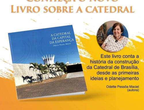 Conheça o novo Livro sobre a catedral