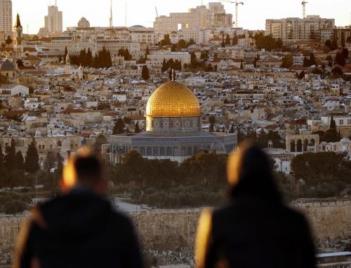 """Terra Santa. Pe. Faltas: """"o coração do conflito, como sempre, é Jerusalém"""