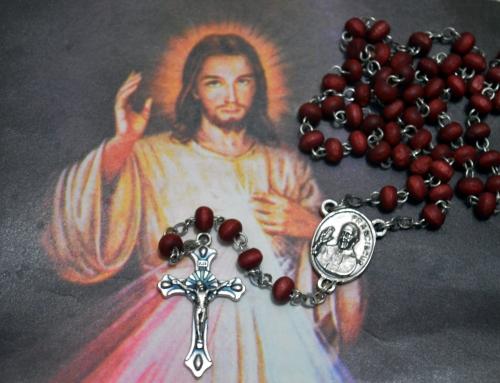 Uma oração para a Hora da Misericórdia