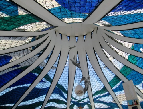 12 de setembro: Lançamento da Pedra Fundamental da Catedral